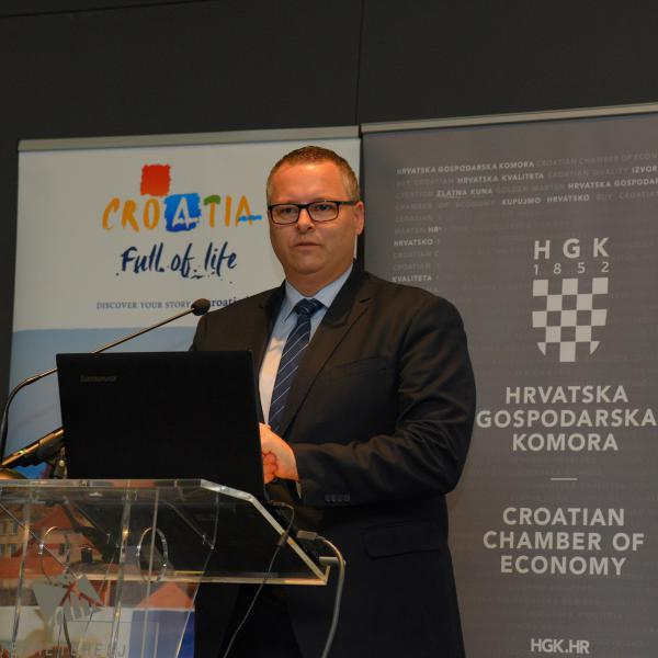 "Kristjan Staničić, direktor HTZ-a o promotivnoj kampanji ""The Vacation You Deserve Is Closer Than You Think"" na sedam europskih tržišta"